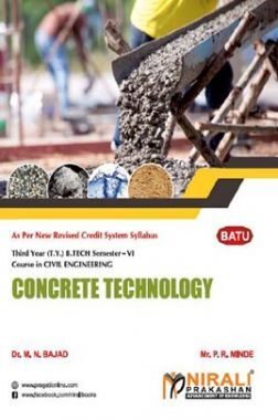 A Textbook Of Concrete Technology