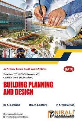 A Textbook Of Building Planning And Design