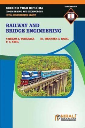 A Textbook Of Railway And Bridge Engineering