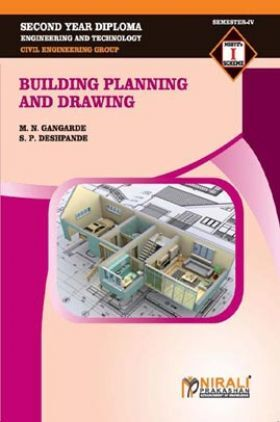 A Textbook Of Building Planning And Drawing