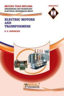 A Textbook Of Electric Motors And Transformers