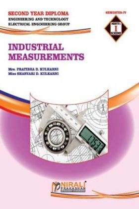 A Textbook Of Industrial Measurements