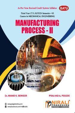 Manufacturing Process - II