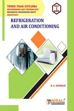 Refrigeration And Air Conditioning (Elective - II)