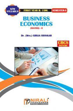 Business Economics (micro) - II