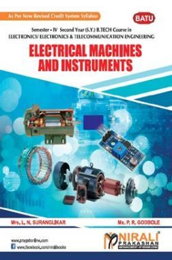 Electrical Machines  And Instruments