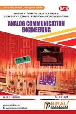 Analog Communication  Engineering
