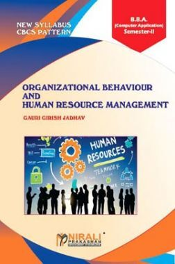 Organizational Behaviour & Human Resource Management