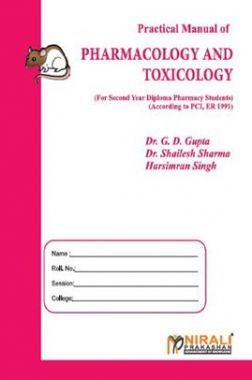 Pharmacology And Toxicology (Practical)