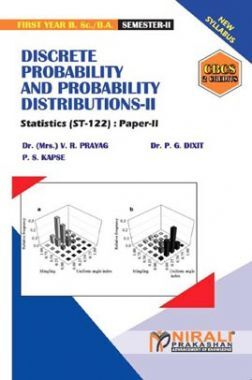Discrete Probability And Probability Distributions - II