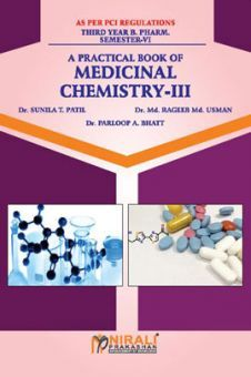 A Practical Book Of Medicinal Chemistry – III (Practical)