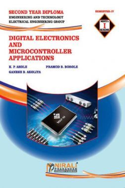 Digital Electronics And Microcontroller Applications