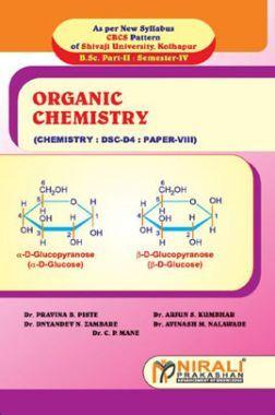 Organic Chemistry  B.Sc. - II (Paper-VIII) (Sem. - IV)