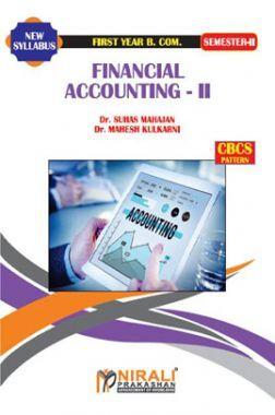Financial Accounting - II (Semester - II)