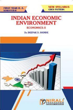 Economics - II (Indian Economic Environment)