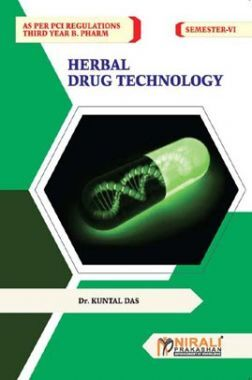 Herbal Drug Technology