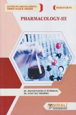 Pharmacology - III