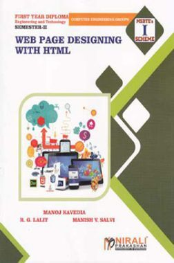 Web Page Designing With Html
