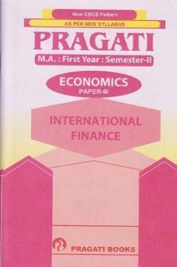 International Finance Paper-3