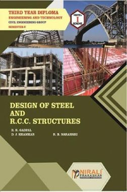 Design Of Steel And R.C.C. Structures