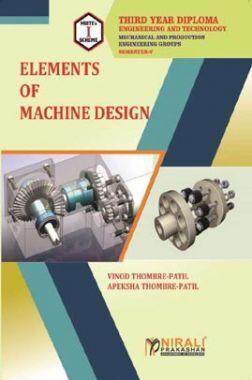 Elements Of Machine Design