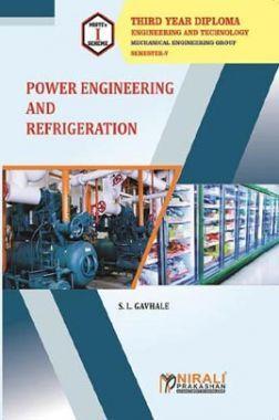 Power Engineering And Refrigeration