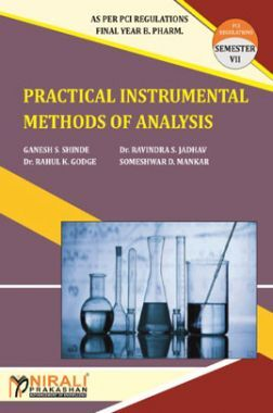 A Practical Book Of Instrumental Methods Of Analysis