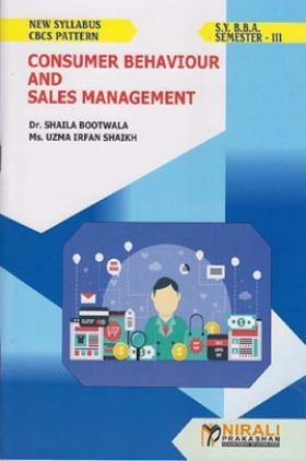 Consumer Behaviour And Sales Management