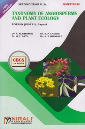 Taxonomy Of Angiosperms & Plant Ecology