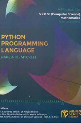 Python Programming Language - I