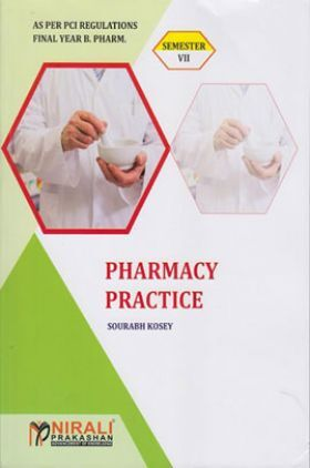 A Text Book Of Pharmacy Practice