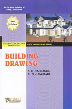 A Text Book Of Building Drawing
