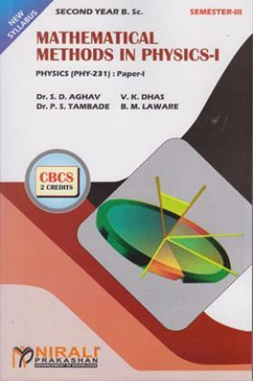 Mathematical Methods In Physics-I