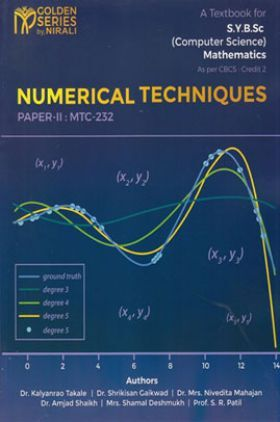 A Text Book For S.y.b.sc. (Computer Science) Numerical Techniques