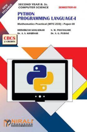 Python Programming language- I