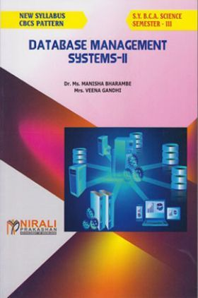 A Book Of Database Management Systems-II