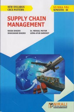 A Book Of supply Chain Management