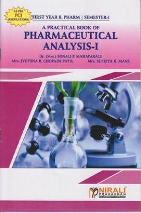 Pharmaceutical Analysis - I (Practical)