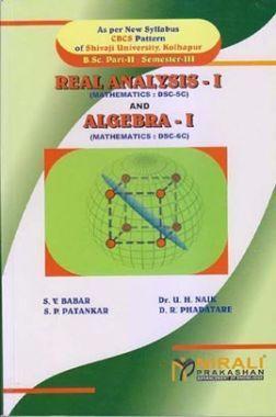 A Book Of Mathematics (Real Analysis I and Algebra I)
