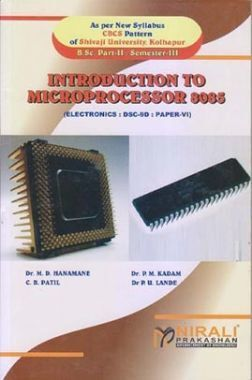 A Text Book Of Electronics ( Introduction to Microprocessor 8085)