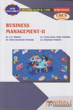 Business Management II