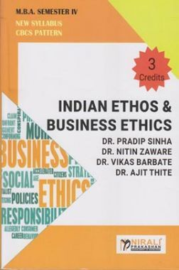 Indian Ethos And Business Ethics