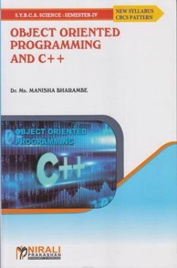 Object Oriented Programming and C ++