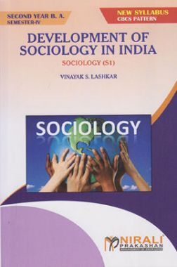 Development Of Sociology In India
