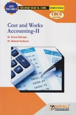 Cost And Works Accounting - II