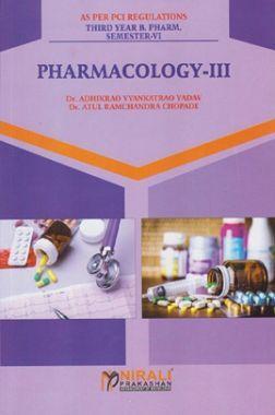 Pharmacology – III