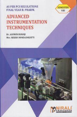 Advanced Instrumentation Techniques