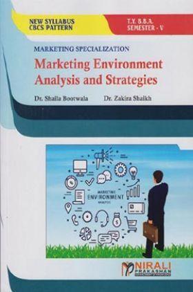 Marketing Environment Analysis And Strategies