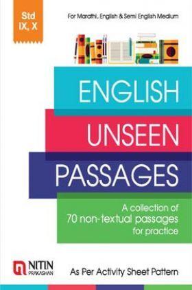English Unseen Passage