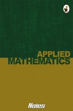 Notes Applied Mathematics
